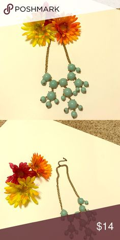 Vintage Turquoise Necklace Perfect for a strapless dress!! Jewelry Necklaces