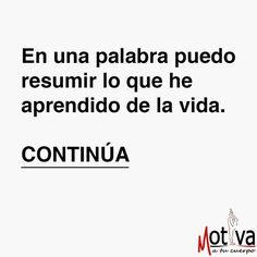 CONTINÚA...*