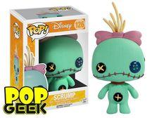 Funko POP! Scrump
