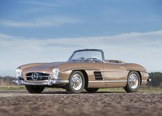 MB 300 SL roadster, 1961