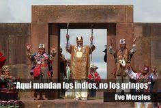 ...Presidente de BOLIVIA ...