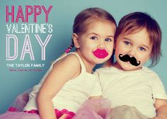 """""""Pucker Up""""  [in Mixbooks Valentines' Day Cards]   #valentine"""