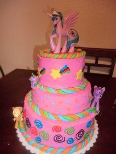 My Little Pony Cake