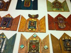 Mika Blog   The home of Laurie Mika-mixed media artist, workshop instructor and author.   Page 4