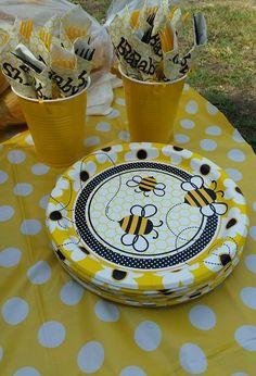 Bee Theme Baby Shower Ideas Mama Bees Freebies