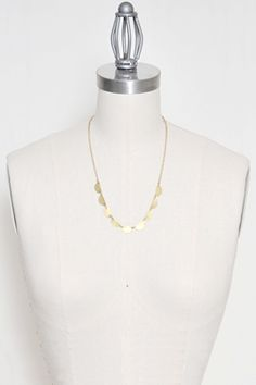 #GREENOLASTYLESPRING stevie necklace