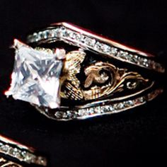 Bob Berg<3. This could so be my engagement ring.