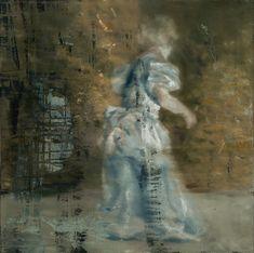 Lars Elling - Goyas Atelier II . 2015 (60x60cm)