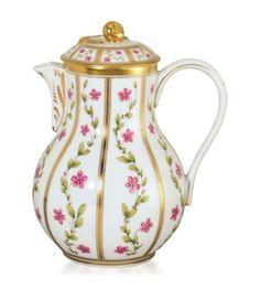 Bernardaud - Roseraie Coffeepot