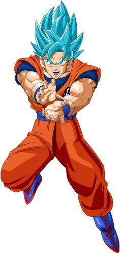 Son Goku Ssj Azul - DRAGÓN BALL SUPER - Visit now for 3D Dragon Ball Z compression shirts now on sale! #dragonball #dbz #dragonballsupe