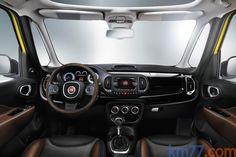 Fiat 500L Trekking (Inside)