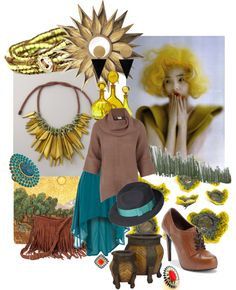 """Let the Sun Shine In"" by taviasanza on Polyvore"