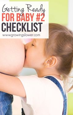 Get ready for baby #2 with this checklist of important things to do before baby arrives. The transition from one to two can be a challenging and emotional time. The whole family will do great, especially if you take a bit of time to prepare!