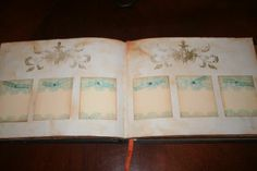 DIY Guest Book with Old World or medieval Theme :  wedding Pageex003
