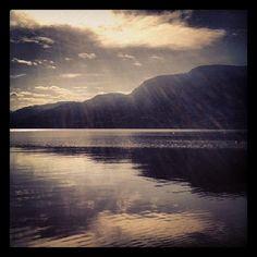 Skaha Lake ,  Penticton , B.C.
