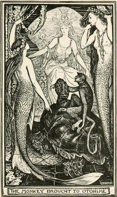 Adventures of the Blackgang // mermaids