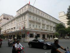 #Vietnam #Building #White