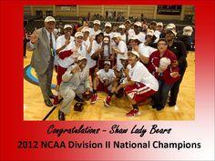 Shaw University Lady Bears
