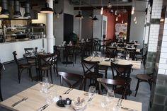 Restaurant CEO baas van het vlees, Rotterdam, The Netherlands.