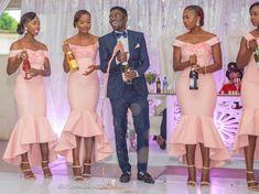 img-20161107-wa0013 Mermaid Bridesmaid Dresses, Bridesmaid Dress Styles, Bridesmaid Outfit, Prom Dresses, Wedding Bridesmaids, African Traditional Wedding Dress, African Wedding Dress, Lace Dress Styles, African Fashion Dresses