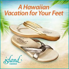Did you know that Island Hawaii sandals are handmade by one of Hawaii's only remaining original sandal makers?