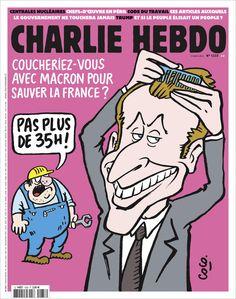 Charlie Hebdo - # 1233 - 9 Mars 2016 - Couverture : Coco