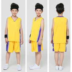 2018 Boy Summer Basketball Jerseys Set Kid Outfit Custom Designed Children Summer Clothes  From Coolhi, $27.26 | Dhgate.Com Kids Outfits, Summer Outfits, Chinese Clothing, Summer Boy, Basketball Jersey, Kids Sports, Summer Clothes, Outfit Sets, Custom Design