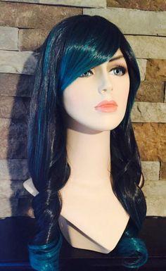 Attina // Full Synthetic Ombre Wig