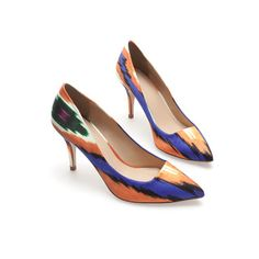Image 5 of COMBINED COURT SHOE from Zara