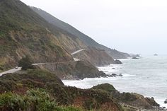 Drive the entire length of Hwy 1