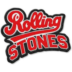 The Rolling Stones Classic Embroidered Iron on Patch (Team Logo): Officially Licencsed The Rolling Stones Products Features a Team Logo motif. Embroidered iron or sew on patch Iron on Backing Size: 3 W x 2 H Rolling Stones Tattoo, Rolling Stones Logo, Sew On Patches, Iron On Patches, Stone Tattoo, A Team, Team Logo, Rock Shirts, Stickers