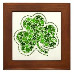 Irish Blessing - May the road rise up to meet you, may the wind be always at your back.