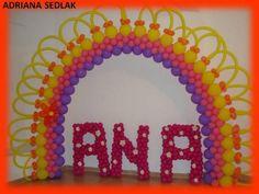 decoracion con globos precios - Bing Imágenes