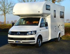 Robel D 595 H: compacte VW alkoof - https://www.campingtrend.nl/robel-d-595-h-compacte-vw-alkoof/
