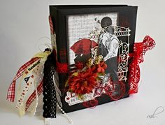 Loving in the Rain / Zboží prodejce ArtCentrum M. Handmade Items, Handmade Gifts, Scrapbook Paper, Embellishments, Craft Supplies, Rain, Album, Etsy, Cards