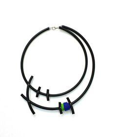Statement necklace Popular necklace Contemporary от PevalekArt