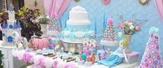 Cinderella Inspired Birthday Party | Kara's Party Ideas