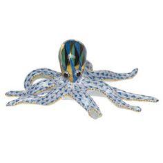 Thomas's Inspiration - Octopus Glass Art