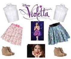 Bildergebnis für violetta outfits