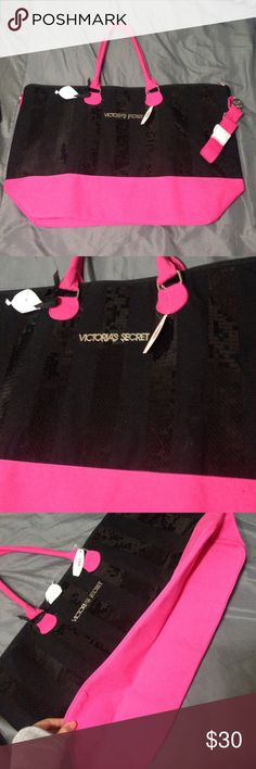 Sequenced Victoria's Secret getaway bag Brand new bag Victoria's Secret Bags Travel Bags