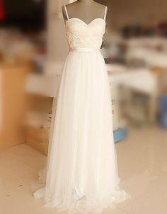 simple wedding dress, #weddings, #gowns, #formaldresses