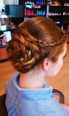 prom updo - love this!!! Soo gorgeous!!