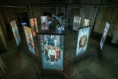 7 Must-See Pavilions at the 2019 Venice Biennale,Shu Lea Cheang, mixed media installation © Shu Lea Cheang. Courtesy of the artist and Taiwan in Venice 2019 Mondrian, Museum Of Fine Arts, Art Museum, Camera Surveillance System, Internet Art, Venice Biennale, Digital Strategy, Art And Technology, New Media
