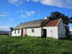 "Culdaff Cottage - story of the ""window tax"""