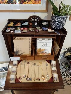 Did you know that we sell a wide range of jewellery at The Farthing Gallery?  Necklaces, pendants, earrings, bracelets, bangles, brooches… all made in Great Britain and by various jewellers and artists.  There really is something for everyone and make ideal gifts. #FarthingGallery #Jewellery #BestofBritish #jewellers #artists #necklaces #earrings #gifts Best Of British, Bangles, Bracelets, Great Britain, Brooches, Decorative Boxes, Pendants, Necklaces, Artists