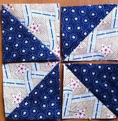 Humble Quilts: Medallion Sewalong Part 2