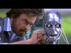 Robot 2  Hindi Dubbed Full Movie 2016  Rajinikanth, Akshay Kumar, Amy Ja...