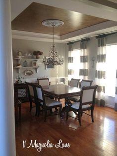 Needs fabric medium Dining room at 11 Magnolia Lane