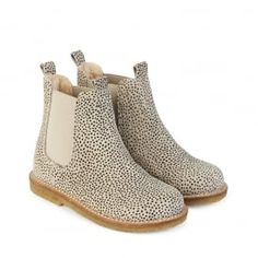 Angulus Spotted Suede Chelsea Boot
