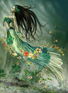Mermaid ~ Yuehui Tang